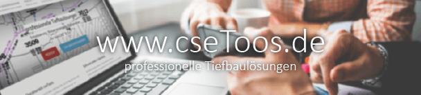 Newsletter Header zeigt neue Webiste