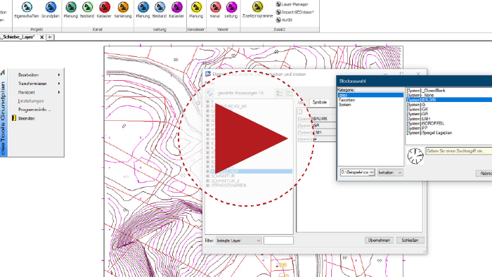 Video: Layer Konvertieren in BricsCAD